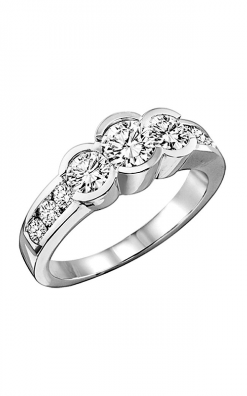 Rhythm of Love Engagement ring HDR1383BW product image