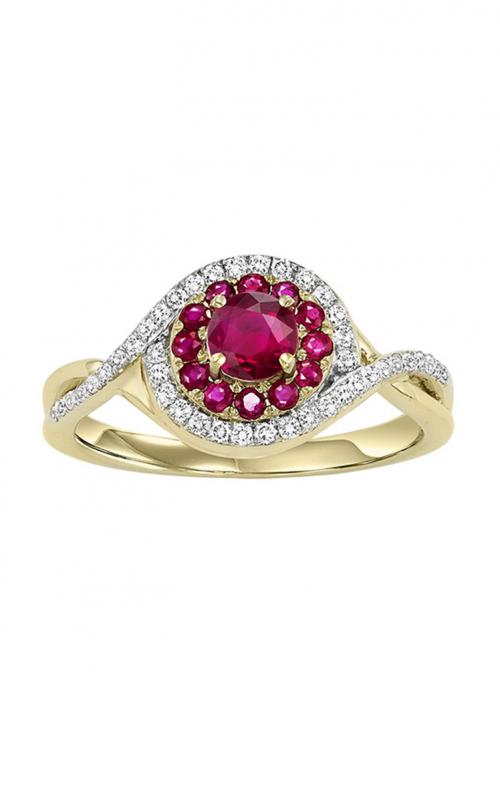 Rhythm of Love Engagement ring WB6085ERUB product image