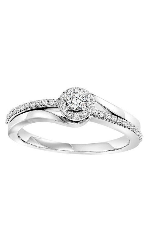 Rhythm of Love Engagement ring WB6105E product image