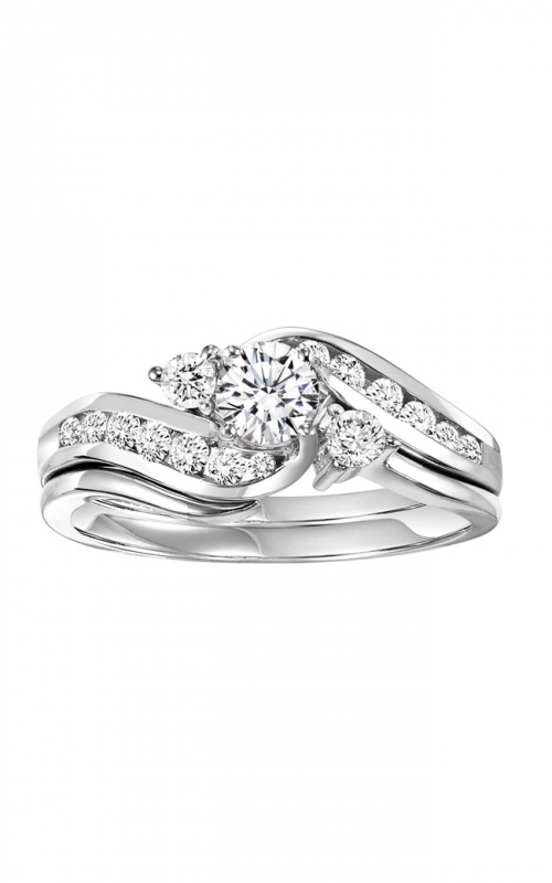 Rhythm of Love Engagement ring WB5923E/W product image