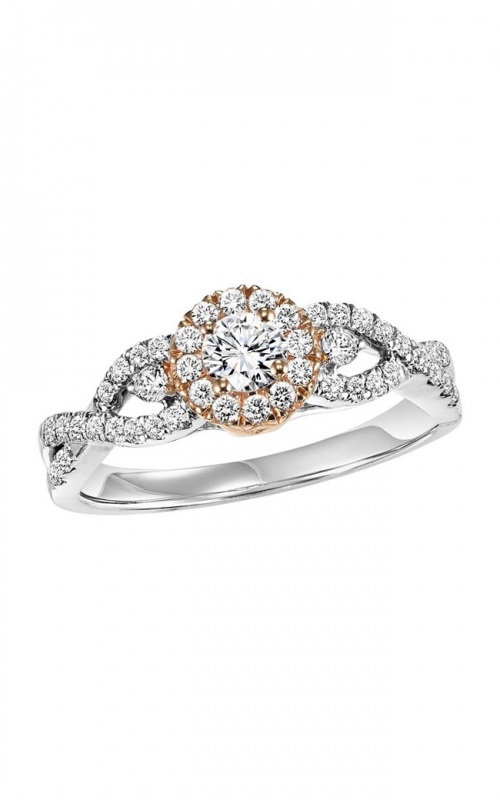 Rhythm of Love Engagement ring WB5921EC product image