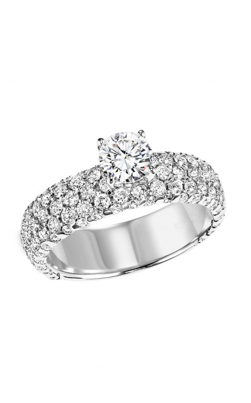 Rhythm of Love Engagement ring NVS7066E product image