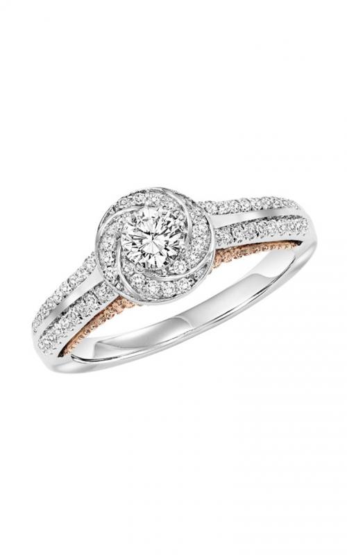 Rhythm of Love Engagement ring WB6092EC product image