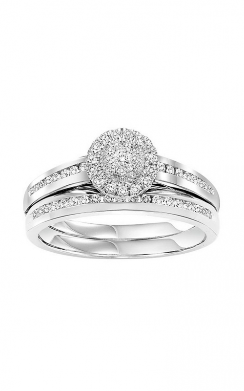 Rhythm of Love Engagement ring WB6107E/W product image