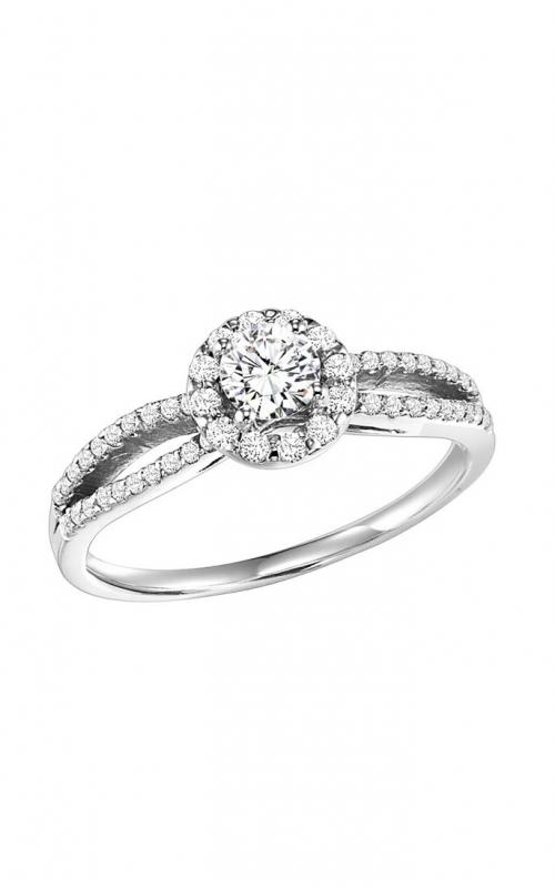 Rhythm of Love Engagement ring WB5857EC product image