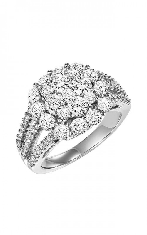 Rhythm of Love Engagement ring WB5893E product image