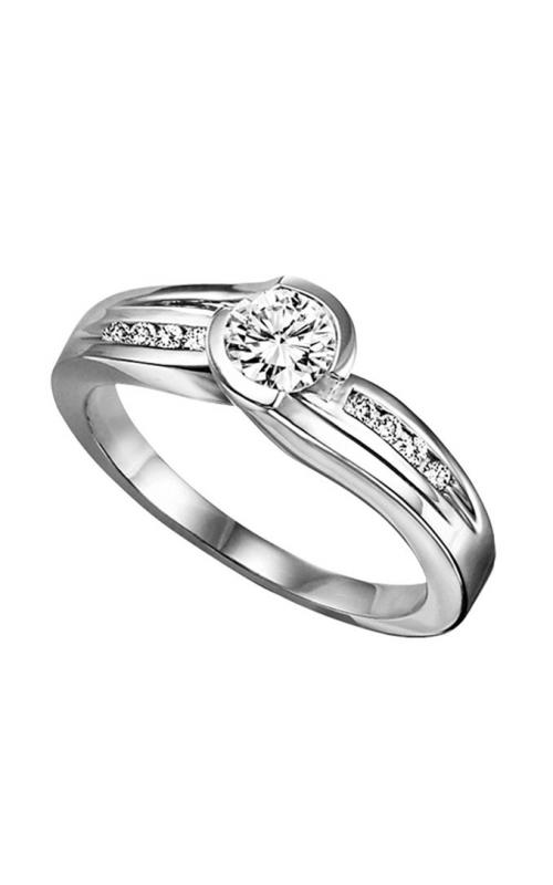 Rhythm of Love Engagement ring WB5635EC product image