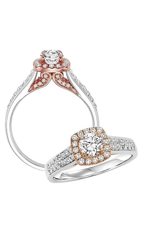 Rhythm of Love Engagement ring WB6056EC product image