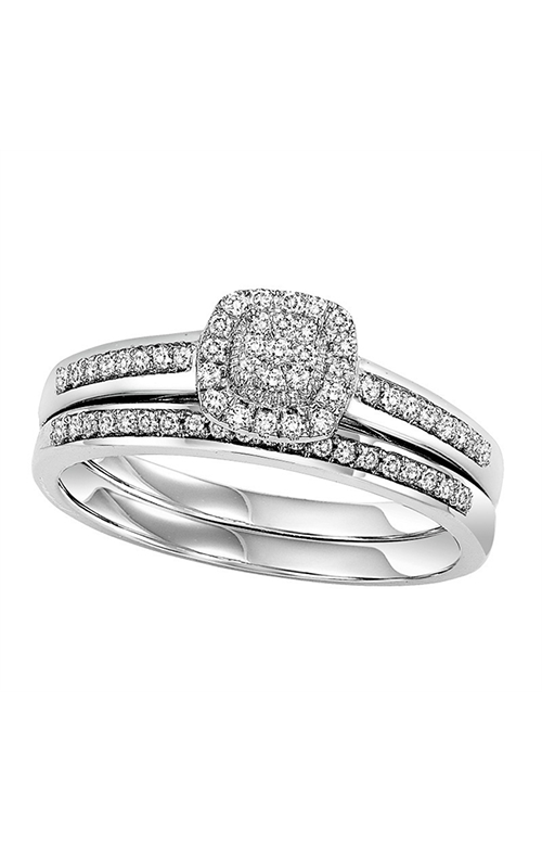 Rhythm of Love Engagement ring WB6108E/W product image