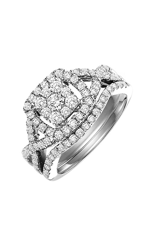 Rhythm of Love Engagement ring WB5764E product image
