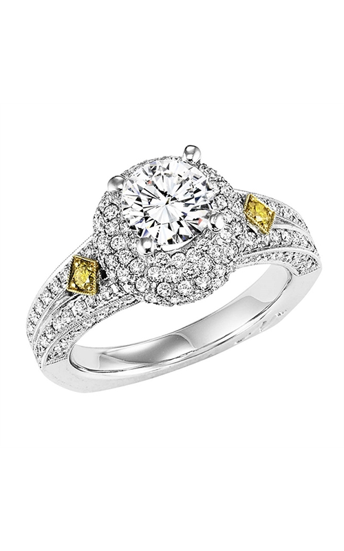 Rhythm of Love Engagement ring NVS7060E product image