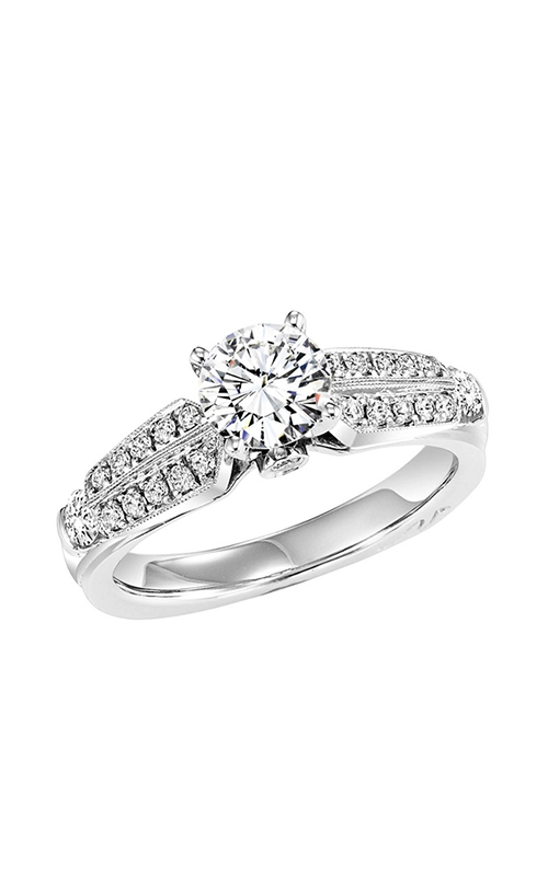 Rhythm of Love Engagement ring NVS7020E product image
