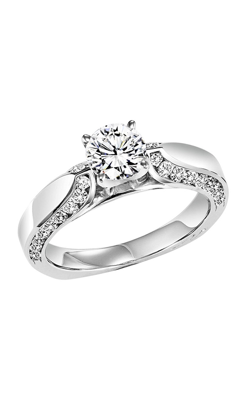 Rhythm of Love Engagement ring NVS7102E product image