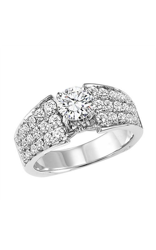 Rhythm of Love Engagement ring NVS7101E product image