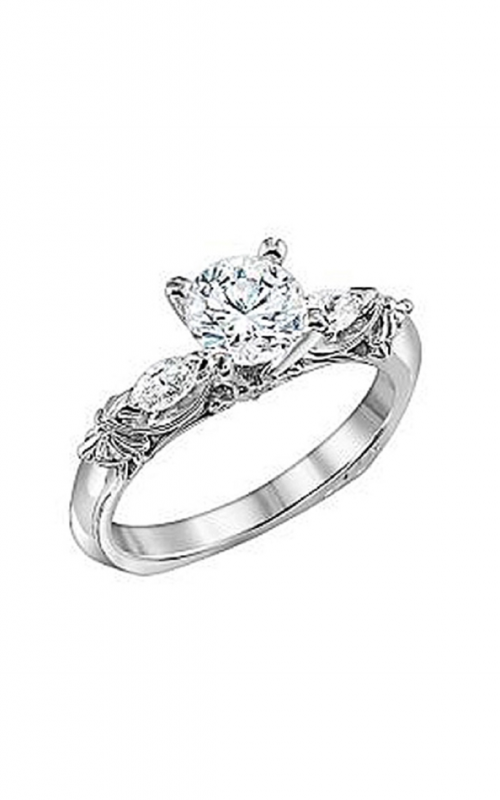 Rhythm of Love Engagement ring NVS7044E product image