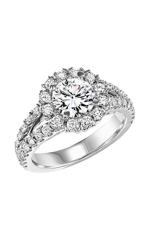 Rhythm of Love Engagement ring WB5804E product image