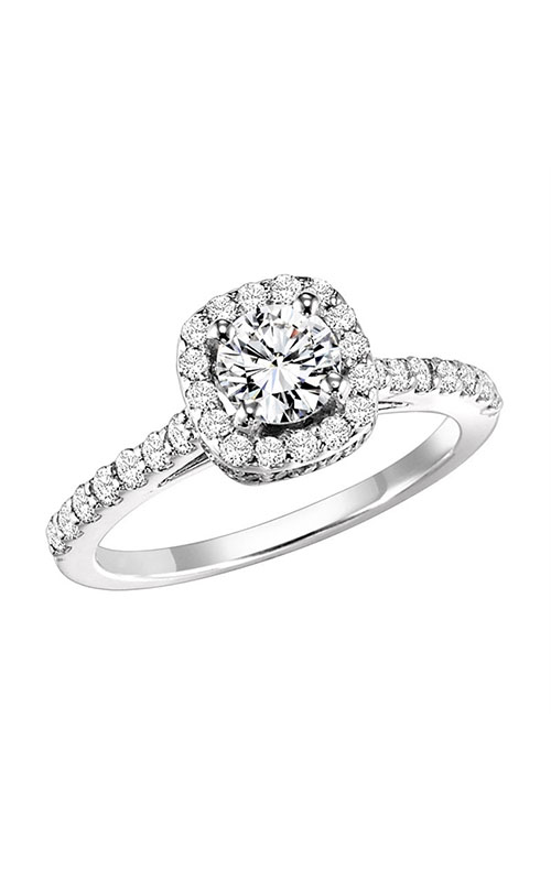 Rhythm of Love Engagement ring WB5878E product image