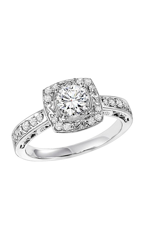 Rhythm of Love Engagement ring WB5817E product image