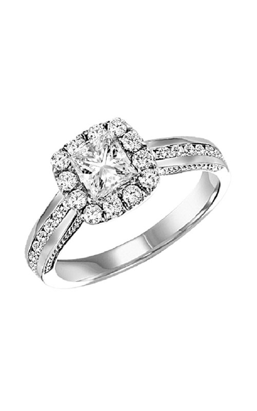 Rhythm of Love Engagement ring WB5868E product image