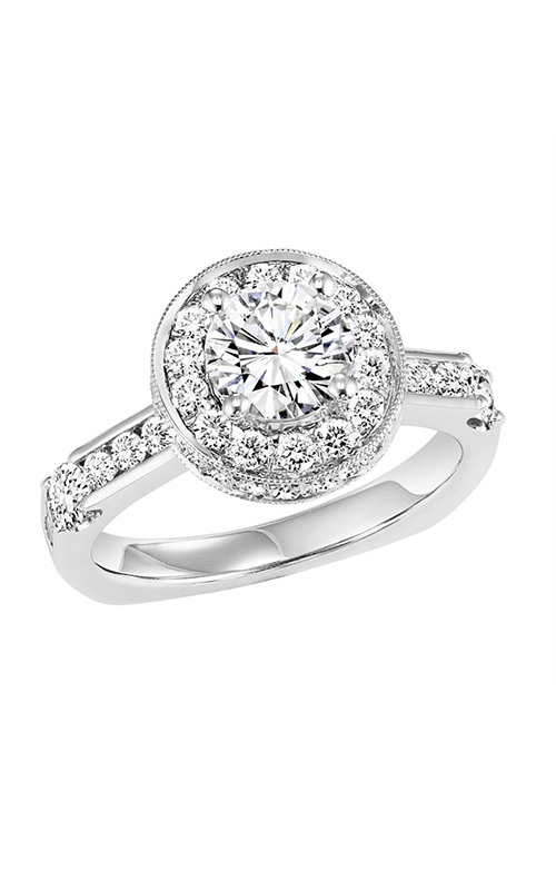 Rhythm of Love Engagement ring NVS7073E product image