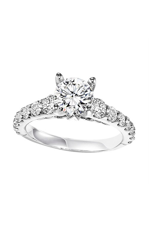 Rhythm of Love Engagement ring WB5800E product image