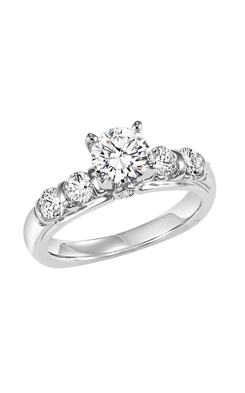 Rhythm of Love Engagement ring NVS7006E product image