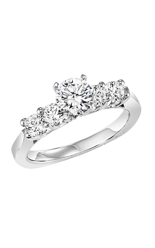 Rhythm of Love Engagement ring NVS7001E product image