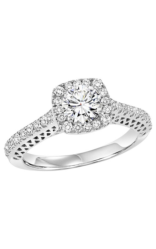 Rhythm of Love Engagement ring WB5971E product image