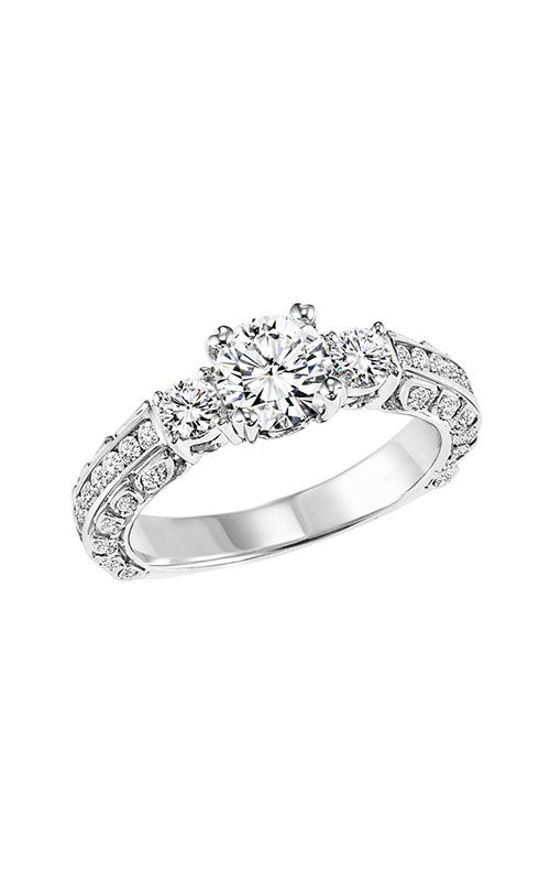 Rhythm of Love Engagement ring NVS7095E product image