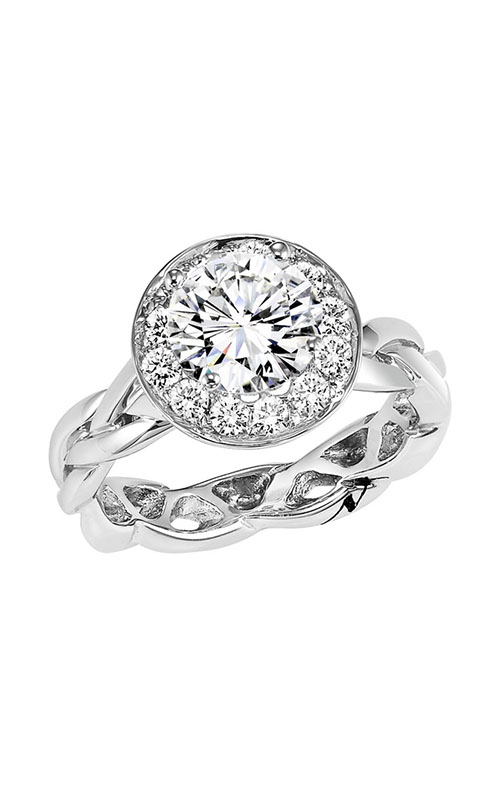 Rhythm of Love Engagement ring NVS7123E product image