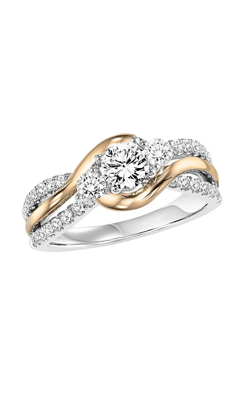 Rhythm of Love Engagement ring WB6002E product image