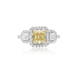 Roman and Jules Engagement ring KR1106WY-18K product image