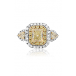 Roman and Jules Engagement ring KR5562-18K-2 product image