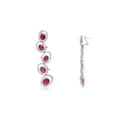 Roman and Jules Earrings ME607A-1 product image