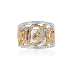 Roman and Jules Fashion ring KR2836WRY-18K product image