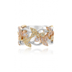Roman and Jules Fashion ring KR3172WRY-18K product image