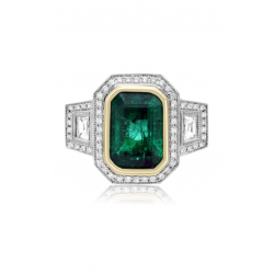 Roman and Jules Fashion ring KR715WYEM-18K-2 product image