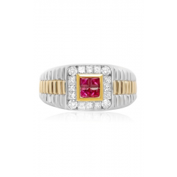 Roman and Jules Fashion ring UR1408WYRB product image