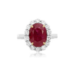 Roman and Jules Fashion ring KR3732WYRB-18K product image