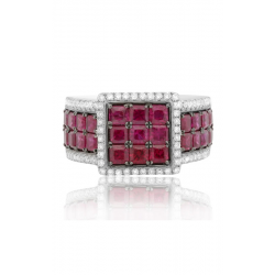 Roman and Jules Fashion ring UR1550WYRB product image