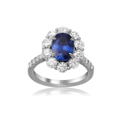 Roman and Jules Fashion ring KR2641WSP-18K-2 product image