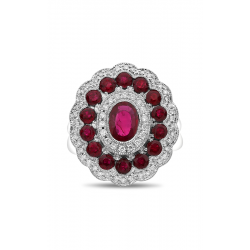 Roman and Jules Fashion ring AR1017-1 product image