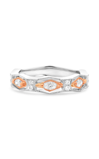 Roman and Jules Women's Wedding Bands NR1072-1