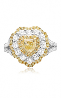 Roman And Jules Yellow Label Engagement Ring NR766B-6 product image