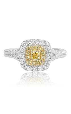 Roman and Jules Yellow Label Engagement ring NR760C-4 product image