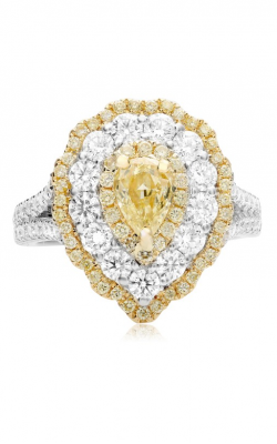 Roman And Jules Yellow Label Engagement Ring NR766A-3 product image