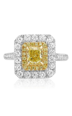 Roman and Jules Yellow Label Engagement ring NR746B-3 product image