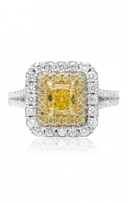 Roman And Jules Yellow Label Engagement Ring NR779A-4 product image