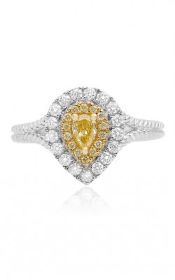 Roman and Jules Yellow Label Engagement ring NR745C-1 product image