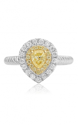 Roman And Jules Yellow Label Engagement Ring NR760D-1 product image